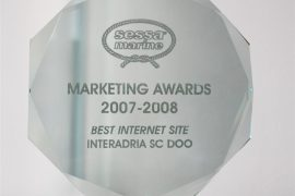 2008 SESSA Awards - Best Internet Site