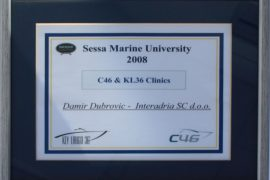 sessa university certificate 2