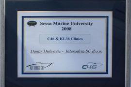 sessa university certificate 2